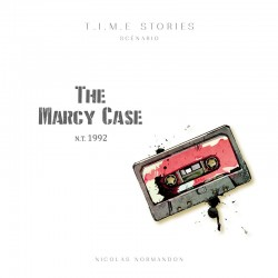 Time Stories : The Marcy Case