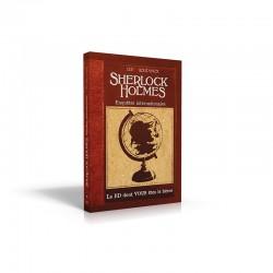 BD dont vous êtes le héros : Sherlock Holmes-Enquêtes Internationales