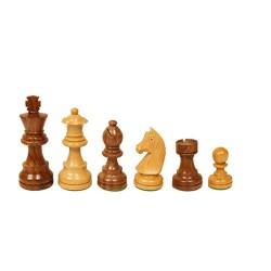 Pièces échecs Staunton buis/bois de rose