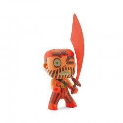 Arty Toys : Captain Red