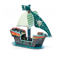 Pop to Play : Bateau pirate