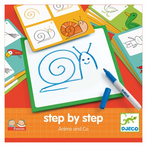 Step by Step : Animals and co