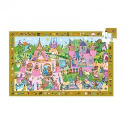 Puzzle Observation : Princesses