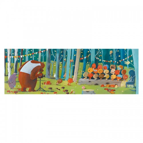 Puzzle Gallery : Forest Friends