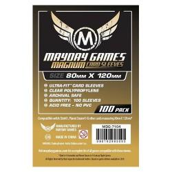 Sleeves Magnum - 80x120mm (100)