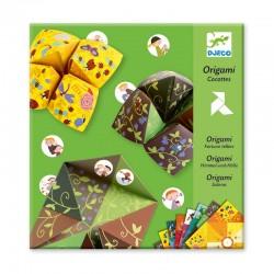 Origami: Salières cocottes à gages