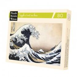 La Vague (Hokusai)-80p
