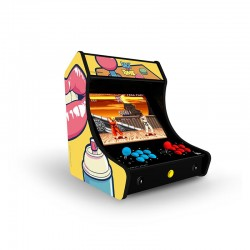 Arcade Compact Back in Time Jaune