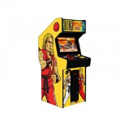 Arcade Mini Grunge Fighters