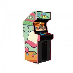 Arcade Mini Back in Time Verte