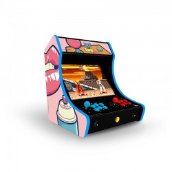 Arcade Compact Back in Time Rose