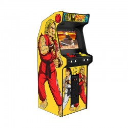 Arcade Classic Grunge Fighters