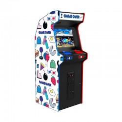 Arcade Classic Game Over