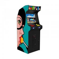 Arcade Classic Cat Pacifier