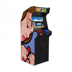 Arcade Classic Leia Nails