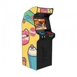 Arcade Classic Back in Time Jaune