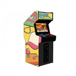 Arcade Mini Back in Time Jaune