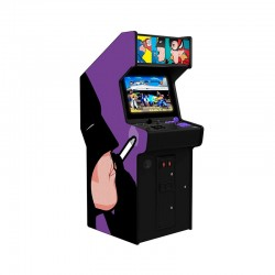 Arcade Mini Bat Smoke