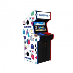 Arcade Mini Game Over