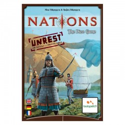 Nations The Dice Game : Unrest
