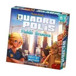 Quadropolis : Services Publics