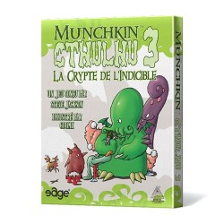 Munchkin Cthulhu 3 : La crypte de l'indicible