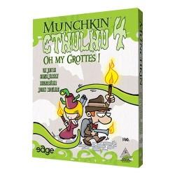 Munchkin Cthulhu 4 : Oh my grottes !