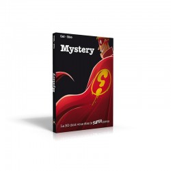 BD dont vous êtes le héros : Mystery