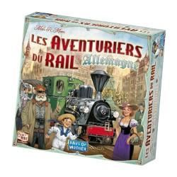Les Aventuriers du Rail Allemagne