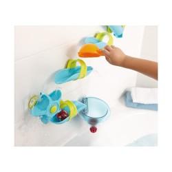Toboggan à billes Les plaisirs du bain : Entonnoir à eau