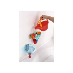 Toboggan à billes Les plaisirs du bain : Effets d'eau