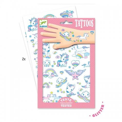 Tatouages: Licornes