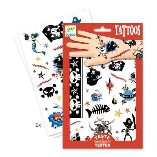 Tatouages: Pirates