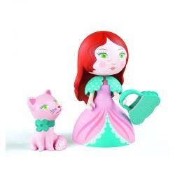 Arty Toys : Rosa & cat