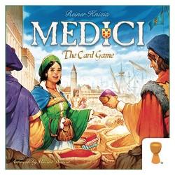 Medici, le jeu de cartes