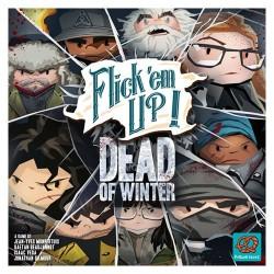 Flick'Em Up ! Dead of Winter (plastique)