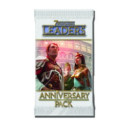 7 Wonders : Anniversary Pack Leaders