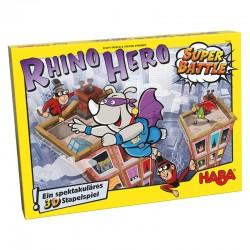 Rhino Hero super battle
