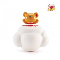 Teddy, l'ami du bain