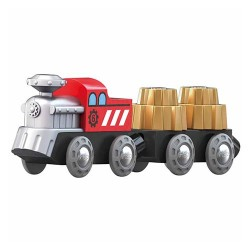 Train à roues dentées