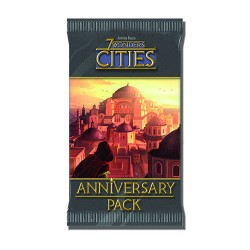 7 Wonders : Anniversary Pack Cities