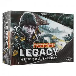 Pandemic Legacy Saison 2 : Boite Noire