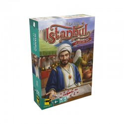 Istanbul jeu de dés