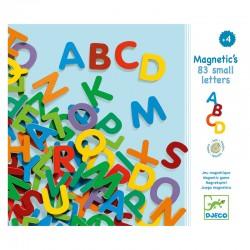 Magnetic's 83 petites lettres