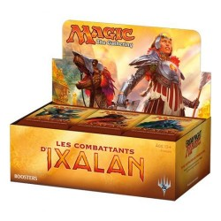 Magic the gathering : Booster Combattants d'Ixalan