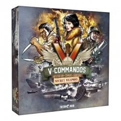 V-Commandos : Secret Weapons