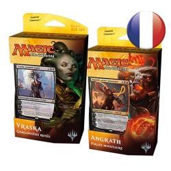 Magic the gathering : Deck Les Combattants d'Ixalan