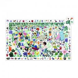 Puzzle Observation : 1000 fleurs