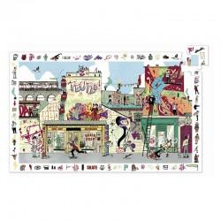 Puzzle Observation : Streetart