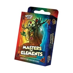 Vikings Gone Wild : Masters of Elements Booster